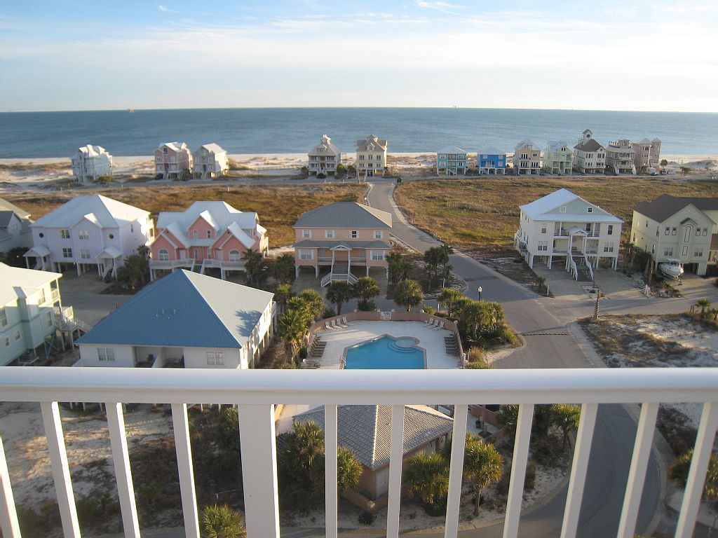 Condo vacation rental in fort from