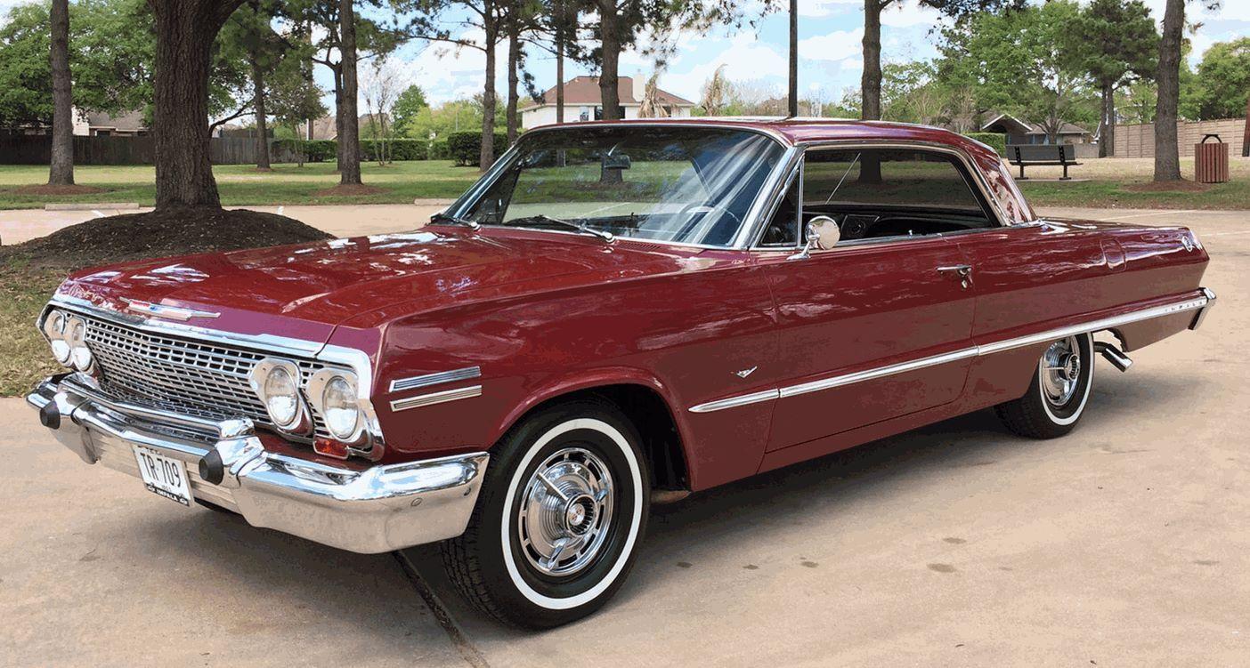 63 Impala Chevrolet Impala Classic Cars Impala