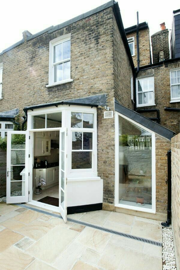Ground Floor With Crittle Rear Extension In 2018 Pinterest