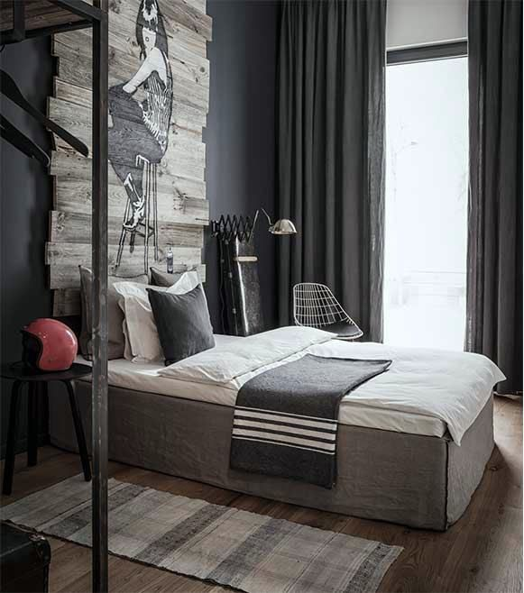 edgy furniture. Edgy Luxury Apartment Equipped With Statement Furniture #apartments, #interiordesign #design #decor