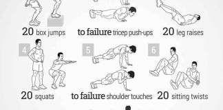 arrow workout bodyweight routine  arrow workout workout