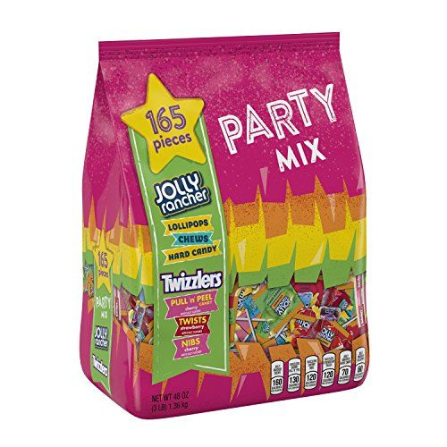 Jolly Rancher Twizzlers Candy Party Mix 165 Pieces Now 5 97 In
