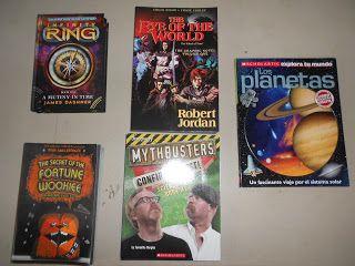 Novelas gráficas, experimentos y planetas.