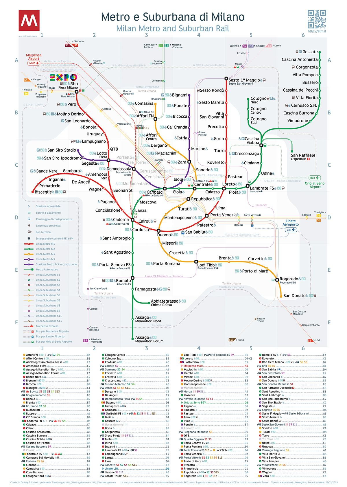 Milan Metro Map on Behance | Oh, the places I will go... in 2019