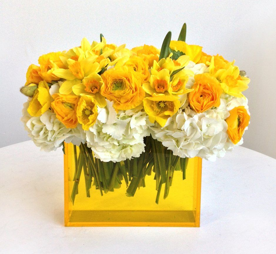 Yellow! - Floral Art
