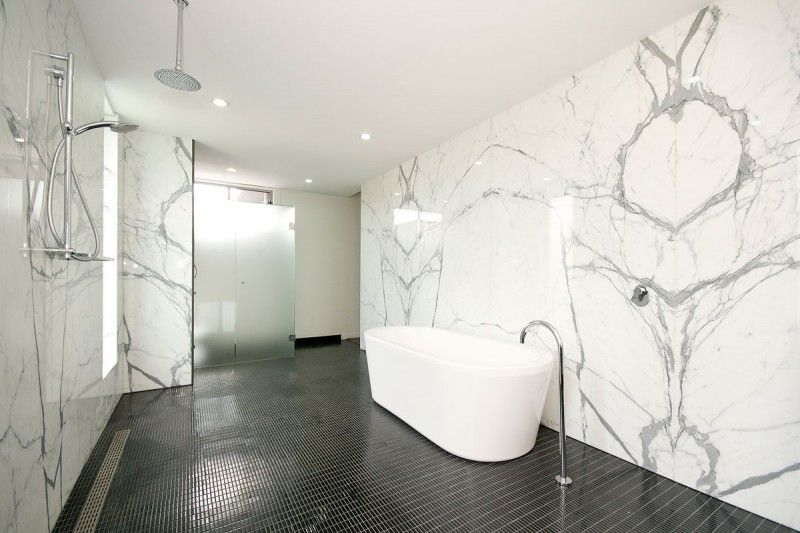 Pleasant 20 Stunning Marble Bathroom Design Ideas Design White Download Free Architecture Designs Lukepmadebymaigaardcom