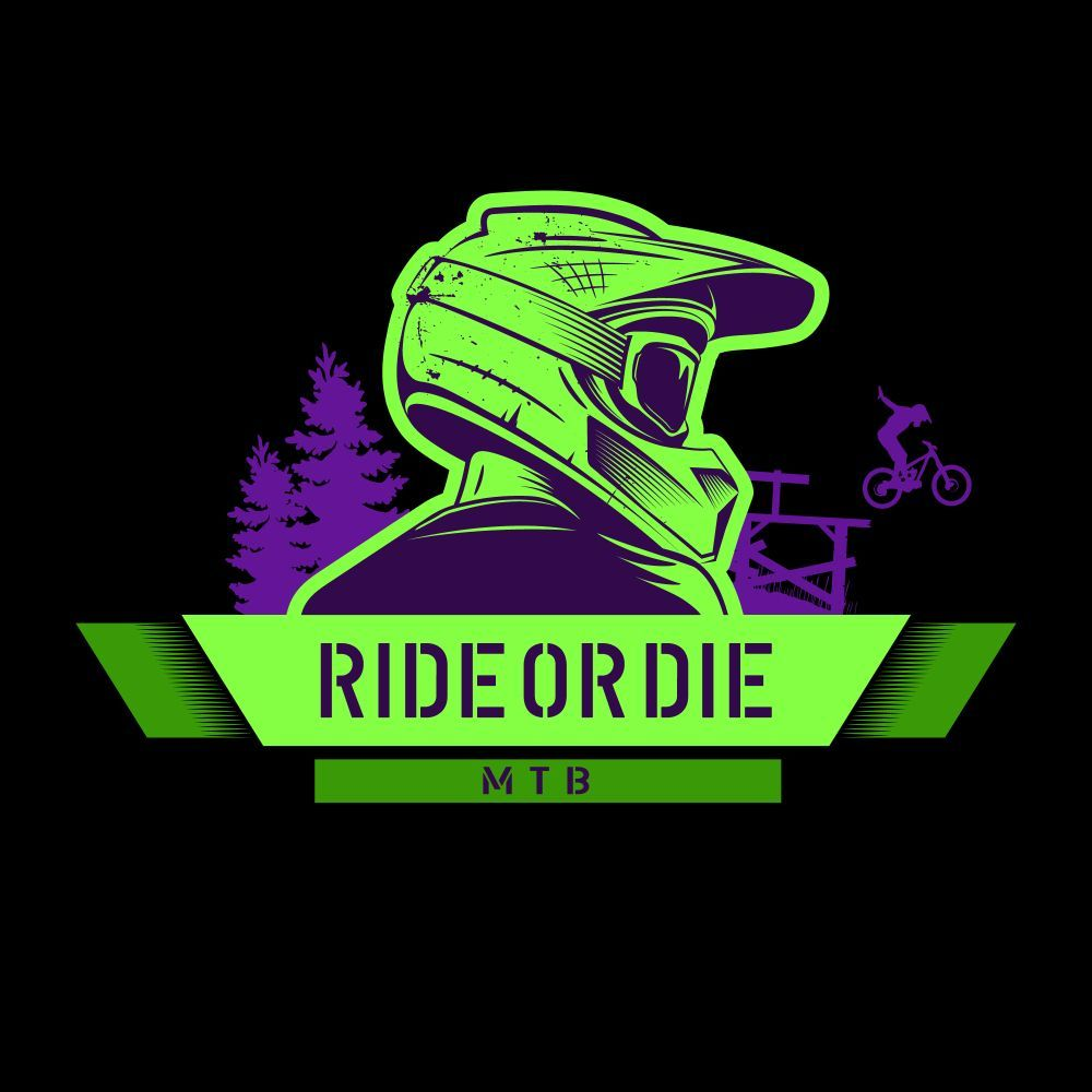 Ride Or Die Die Downhillmountainbiking