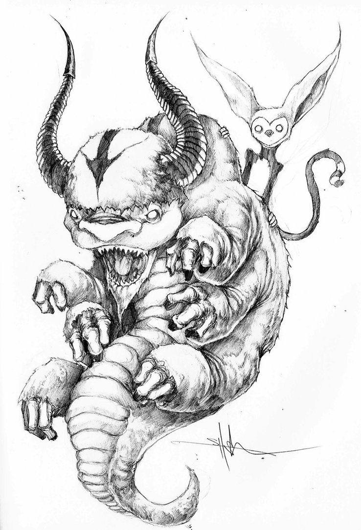 Demon Appa by ShawnCoss