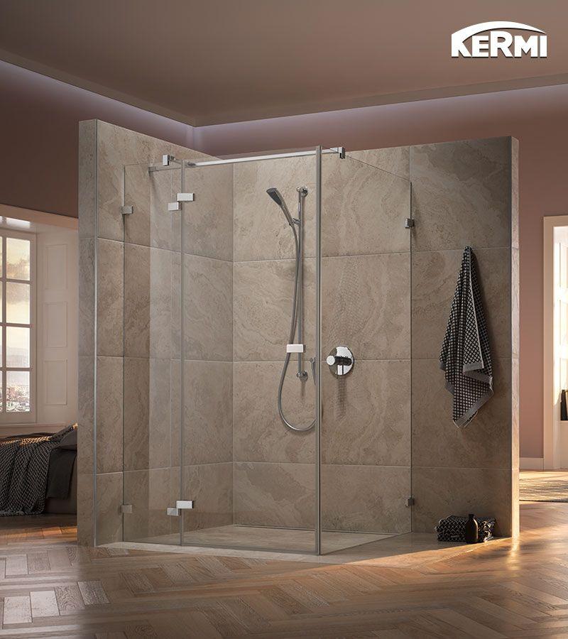 Unsere #Duschkabine TUSCA - zeitlos elegant. | Bad, WC, Dusche ...