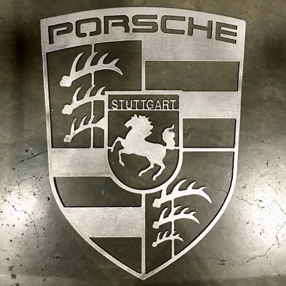 Porsche Metal Wall Art Metal Wall Art Wall Art Art