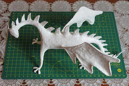 Como Hacer Un Alebrije Dragon Crea Tu Figura Siguiendo Los Pasos Alebrijes Como Hacer Alebrijes Dragones