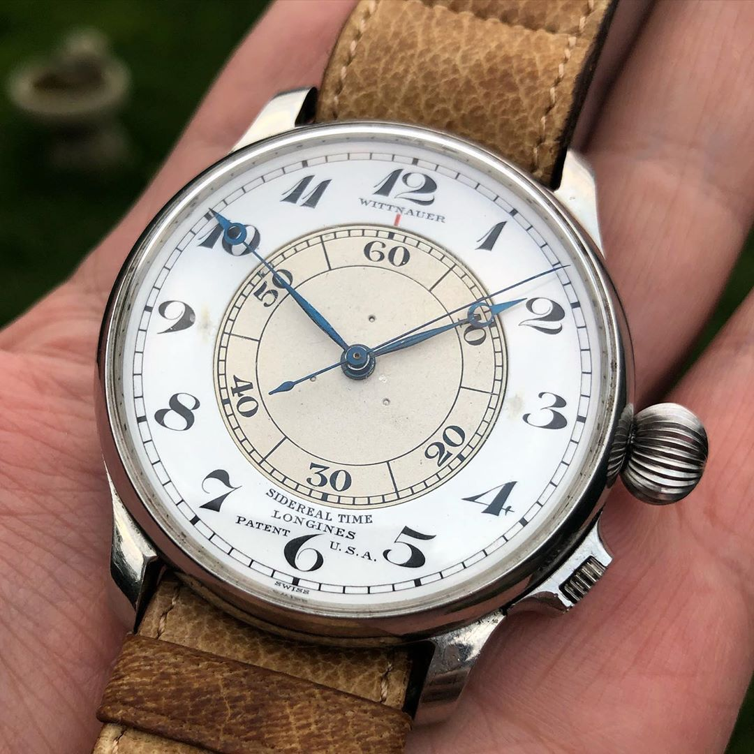 Superlative Time On Instagram Who Knows The Meaning Of Sidereal Time Vintagelongines Longineswatch Vintag In 2020 Vintage Watches Vintage Rolex Longines Watch