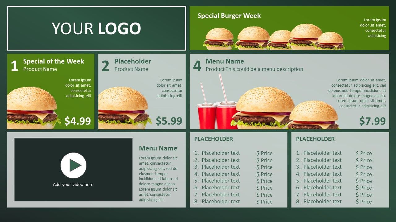 High Quality Microsoft Powerpoint And Digital Signage