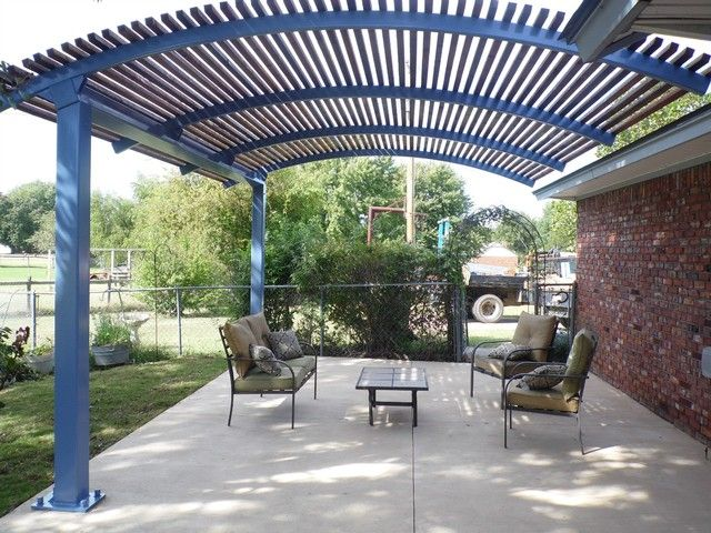 Steel Shade Pergolas Provide A Covering For Your Patio Or Outdoor Living Area