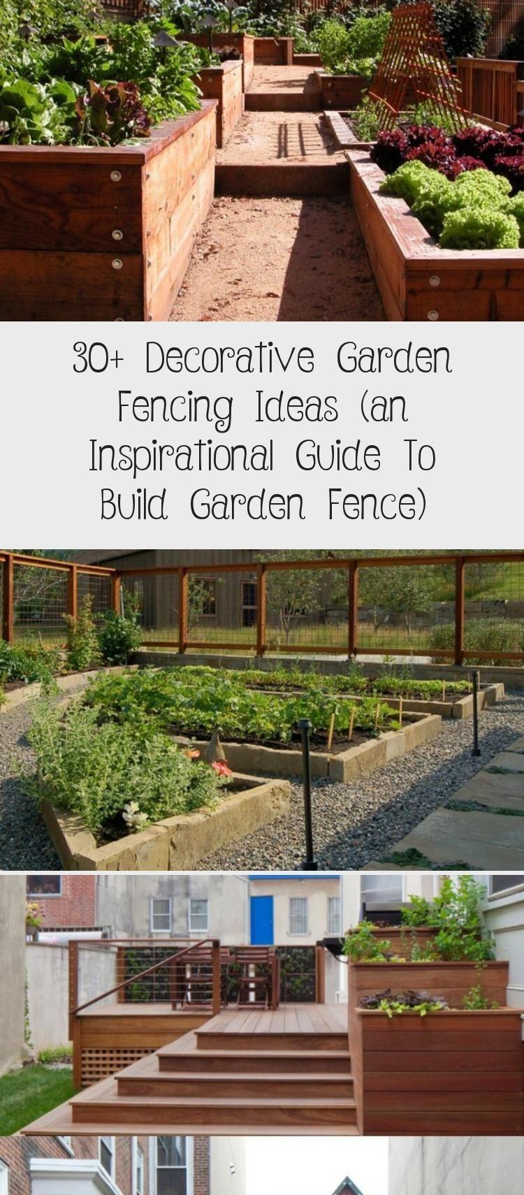 30 Decorative Garden Fencing Ideas An Inspirational Guide To