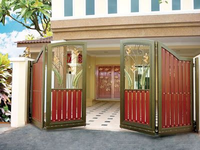 entrance gate designs for home. Modern Homes Main Entrance Gate Designs  Custom Home Design My