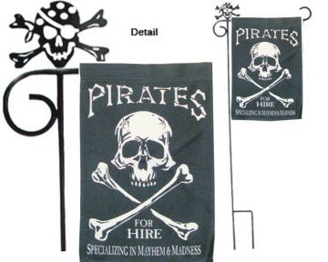 Pirates Banner Quotpirates For Hire Specializing In Mayhem