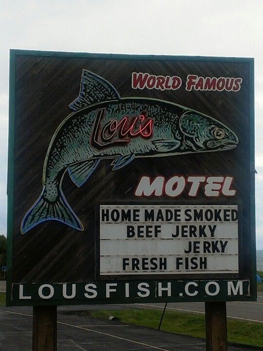 Lou's Fish House in Two Harbors, MN