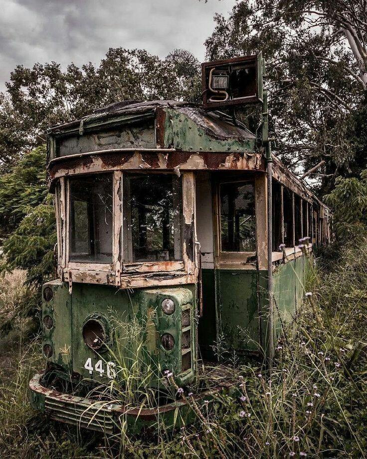 Abandoned #abandonedplaces In 2020