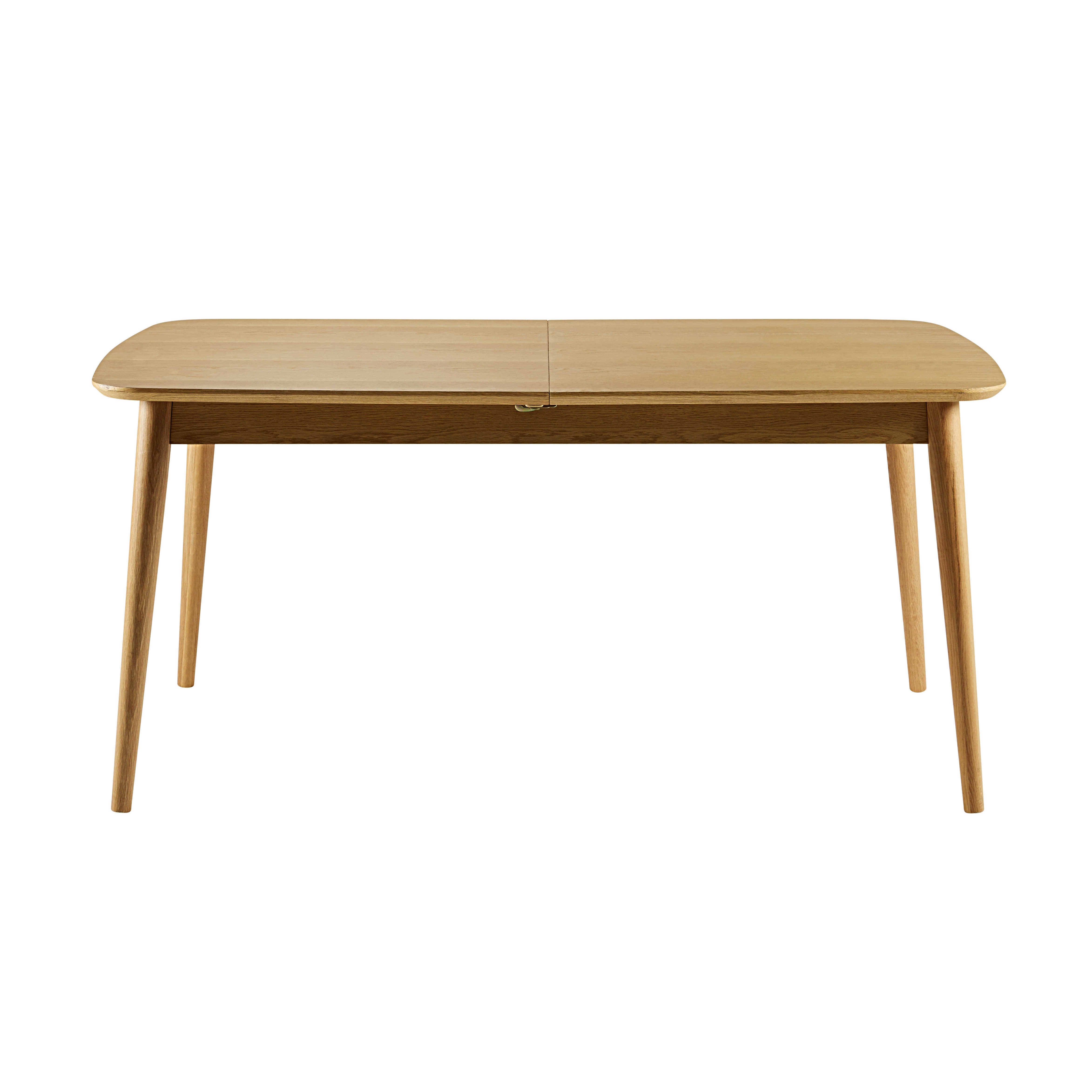 Extendible Seater Dining Table W cm Bronx Stuff to