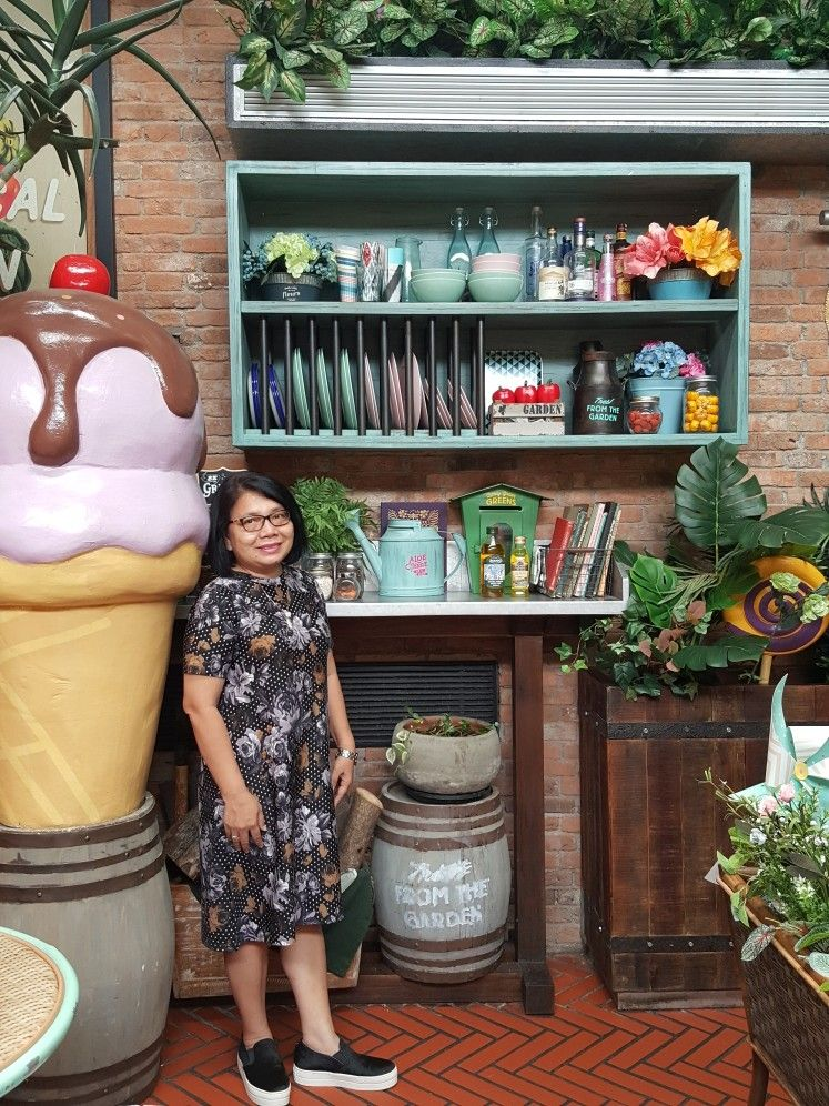 Pin oleh Risma di The Garden PIK