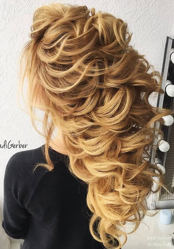 100 Wedding Hairstyles from Nadi Gerber You'll Want To Steal – Page 11 – Hi Miss Puff