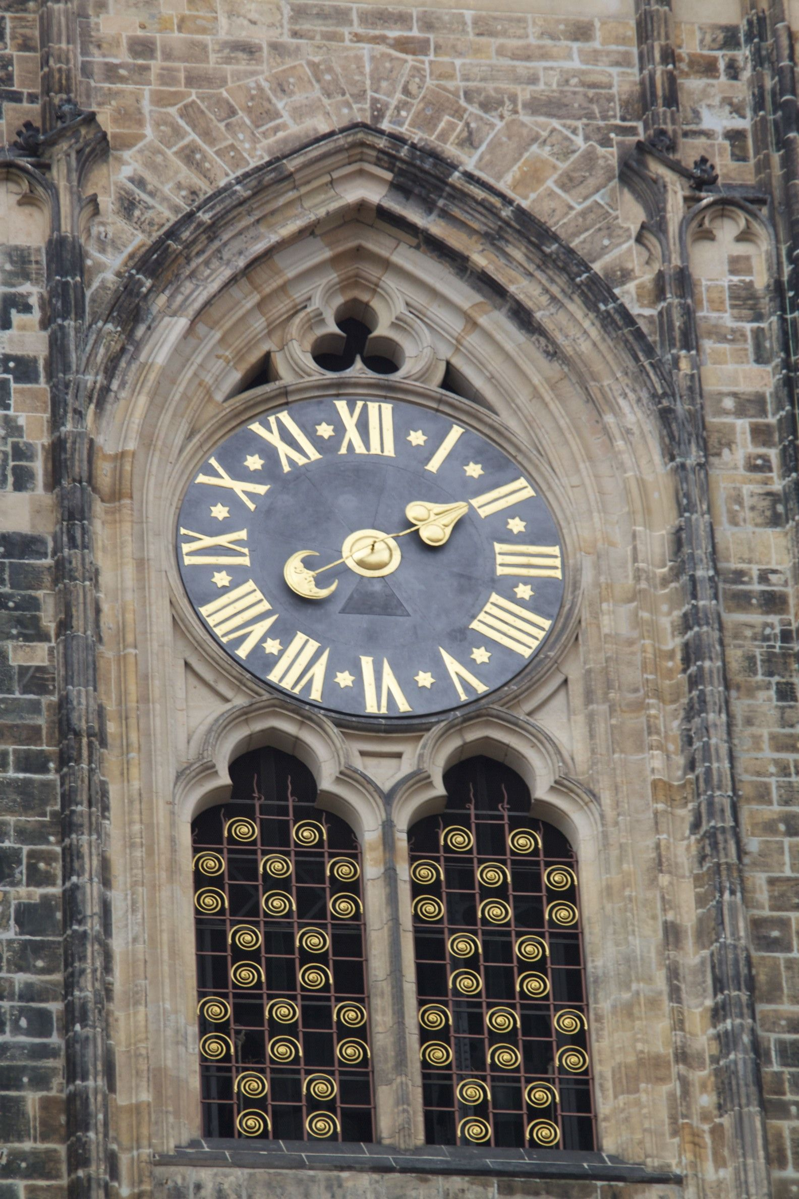 Clock Tower | Be sure to see a clock from anywhere when under curfew with magical consequences.