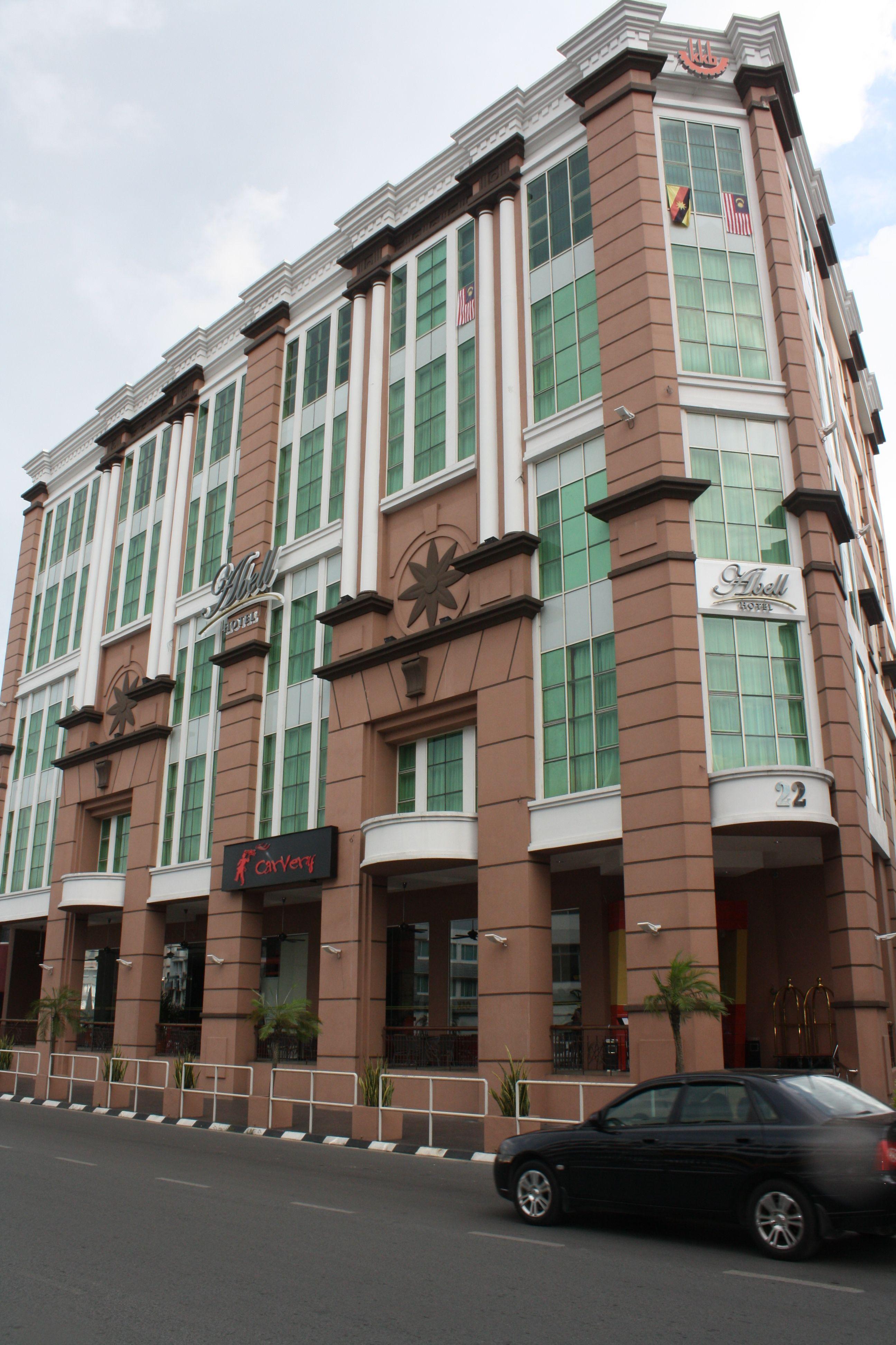 Abell Hotel, Located At Jalan Abell Kuching, Sarawak
