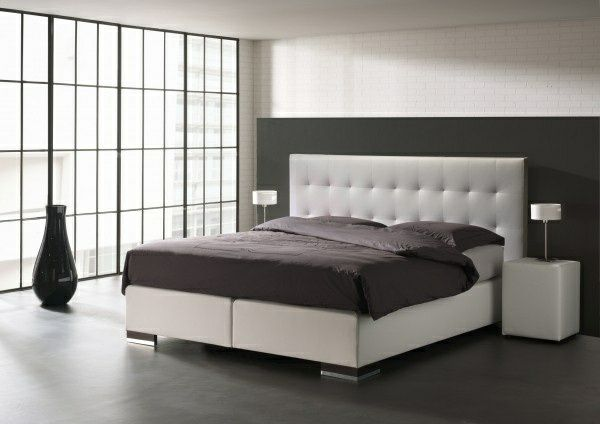 luxe slaapkamers Was ist ein Boxspringbett? Diese Frage versuchen