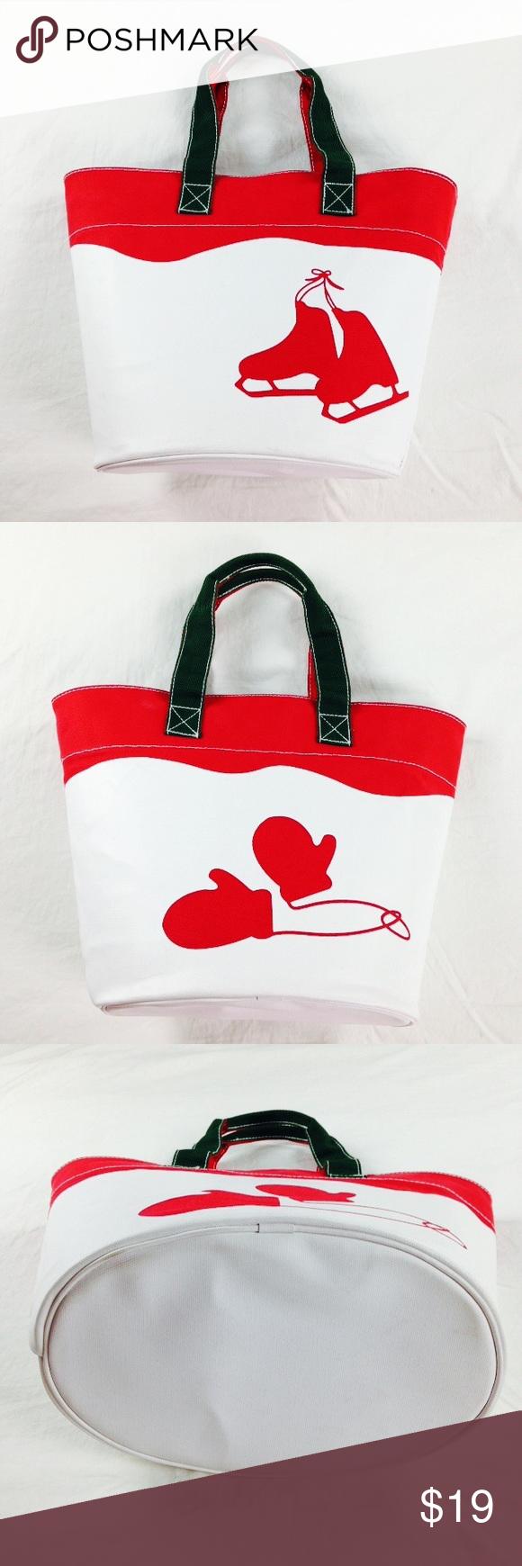 Barnes and Noble Canvas Tote Shopper Book Bag NWT   My Posh Picks ...