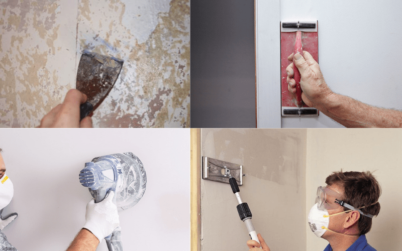 How To Remove Paint From Walls Paint Remover Scrape Painting Room Paint