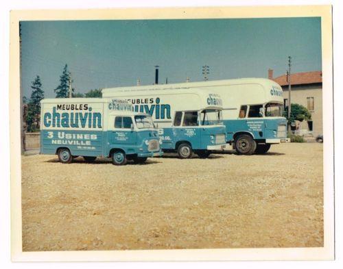 Ancienne photo originale camion renault saviem estafette for Garage ww auto bernis