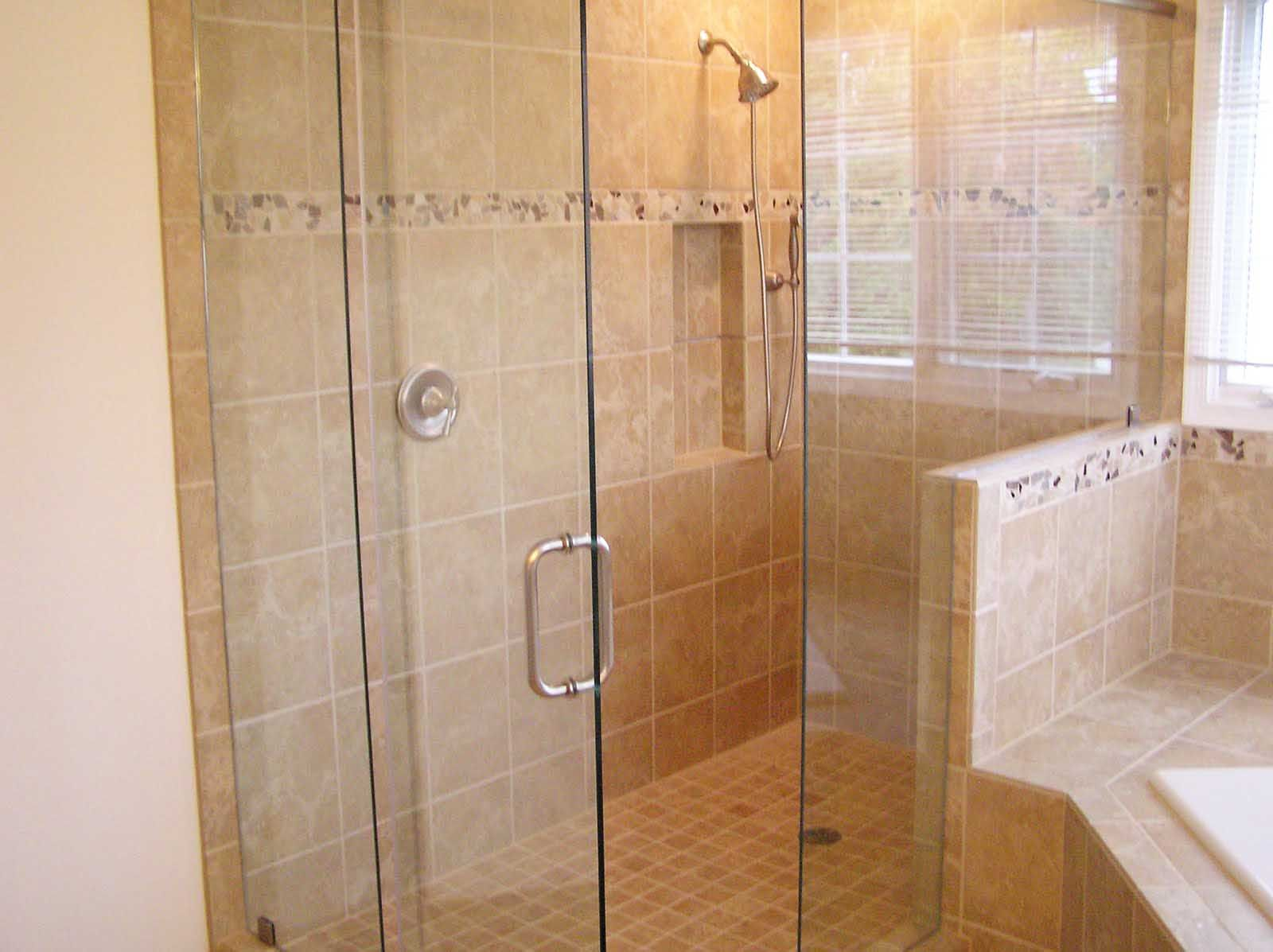 Design Ideas Tile Bathroom Shower Design Gallery Ideas Home Trend -  Interiornity