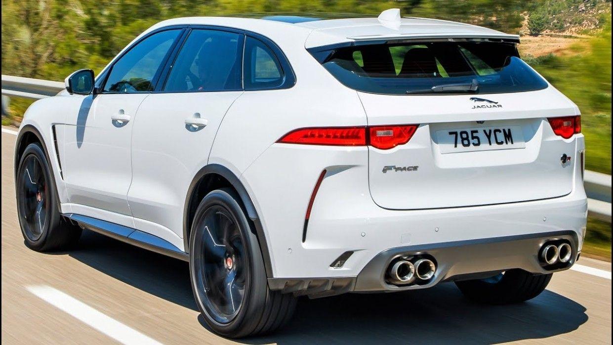 2020 Jaguar F Pace Svr First Drive Review With Images Jaguar