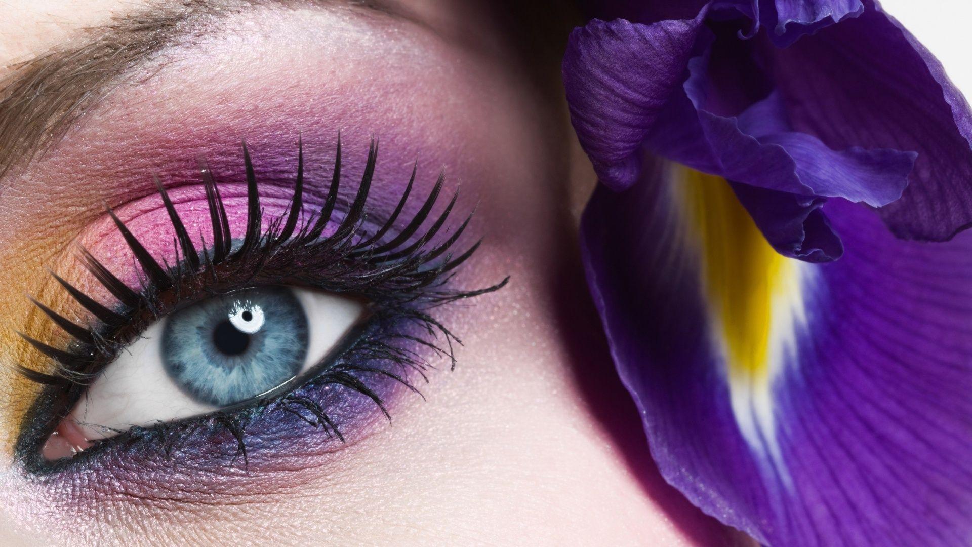 Eye Makeup Wallpaper Beautiful Eye Makeup Beautiful Eyes