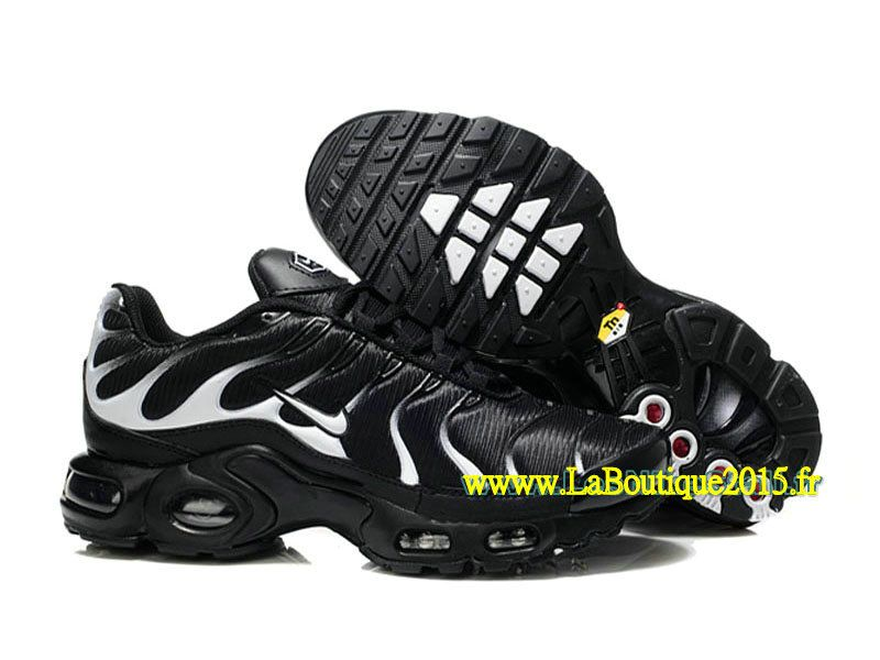 promo code 729d8 67891 Nike Air Max TnTuned Requin 2015 - Chaussures Pour Homme NoirBlanc