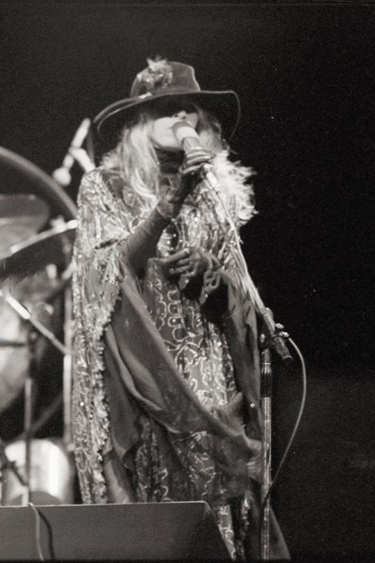 Stevie Nicks, Rumours Tour, 1977