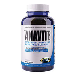 Anavite 180 Tablets By Gaspari Nutrition At The Vitamin Shoppe Best Multivitamin For Men Best Multivitamin Best Post Workout