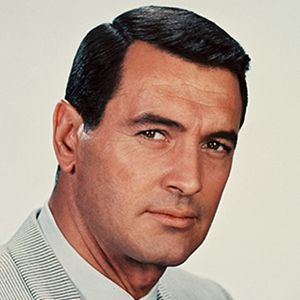 Rock Hudson (Getty Images/Silver