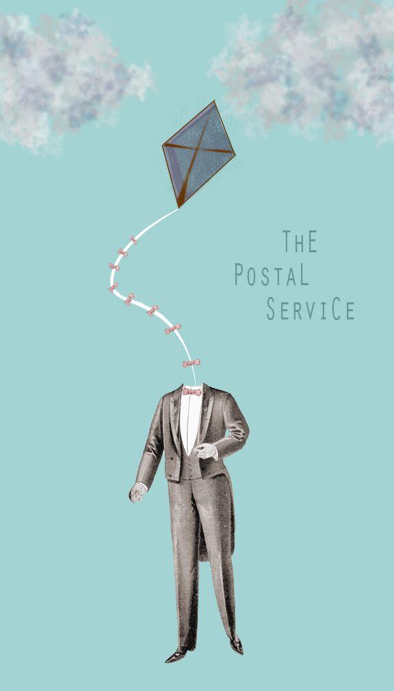 The Postal Service By Cheektocheek On Deviantart Concert Posters