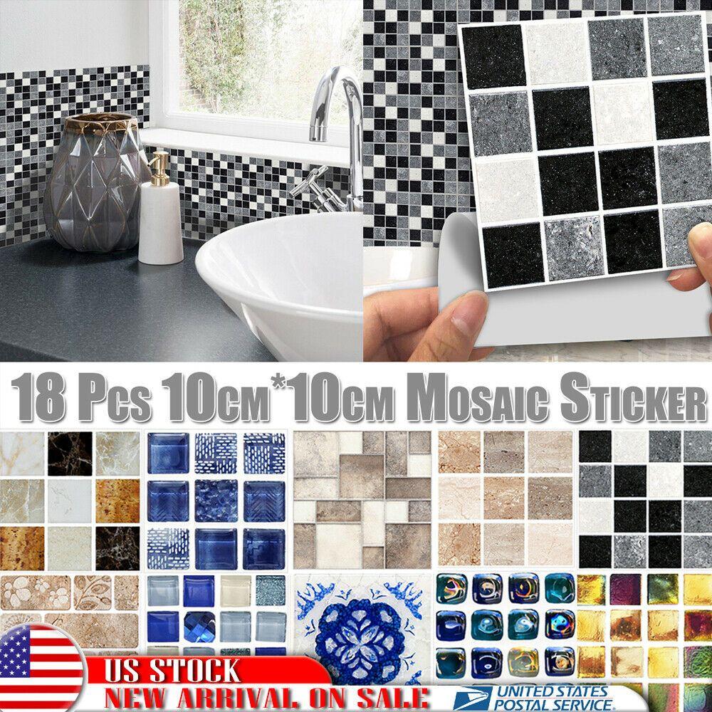 bathroom tile stickers
