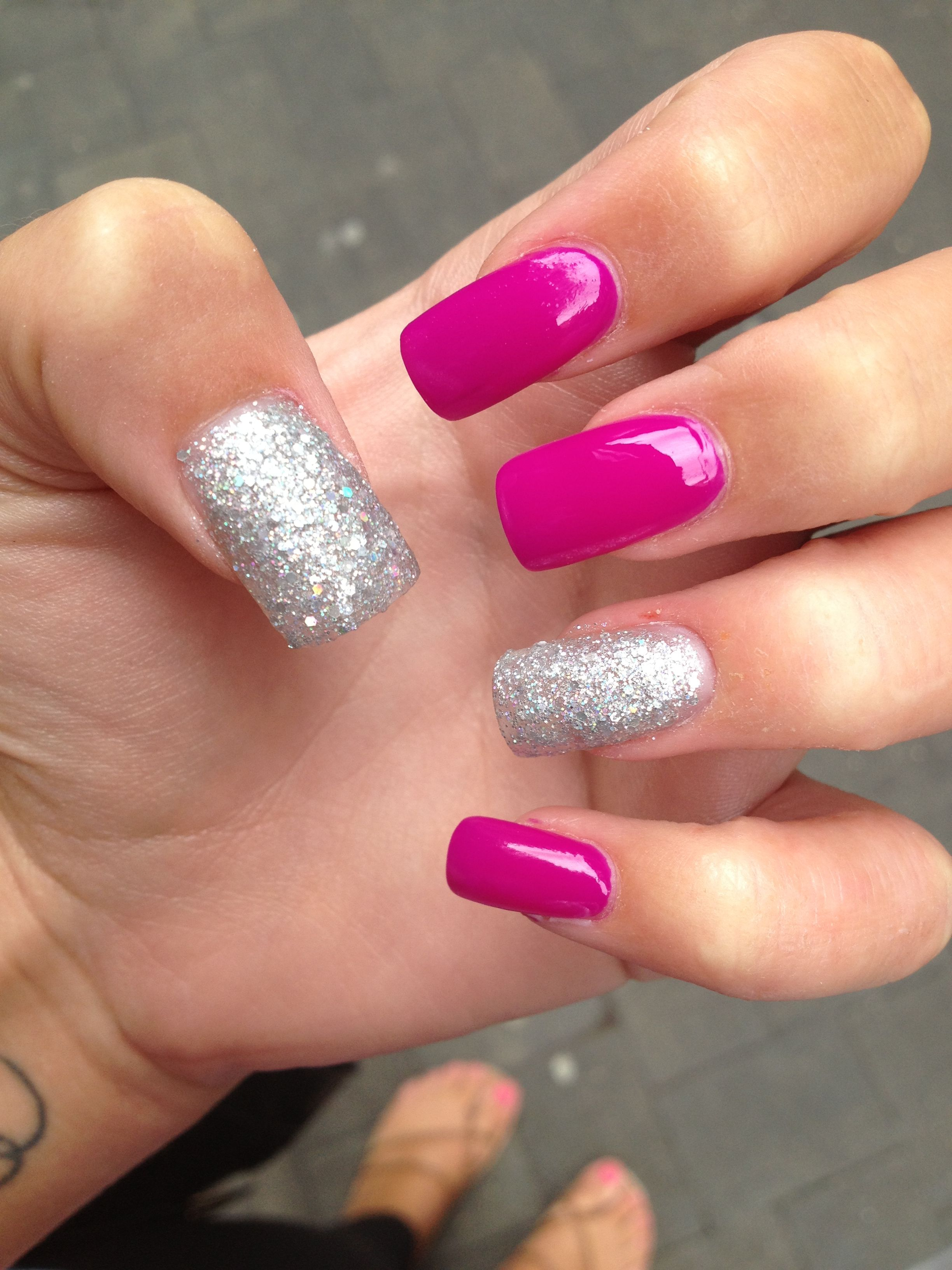New Acrylic Prom Nail Design | Pinterest | Acrylic nail designs ...