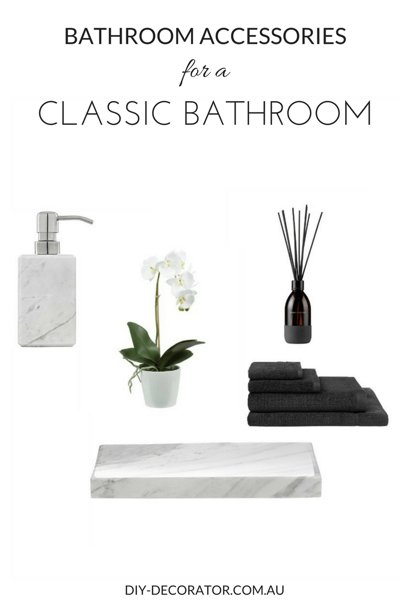 Bathroom Accessories for Classic Bathrooms | Bathroom accessories ...