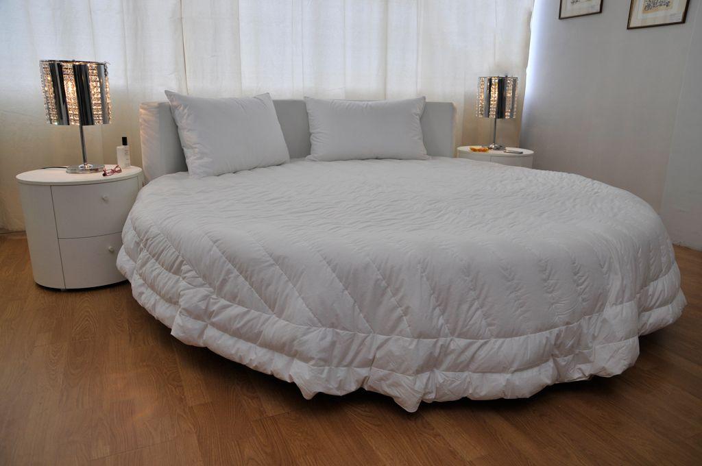 Prodotti speciali realizzati e disegnati appositamente - Misure letto rotondo ...