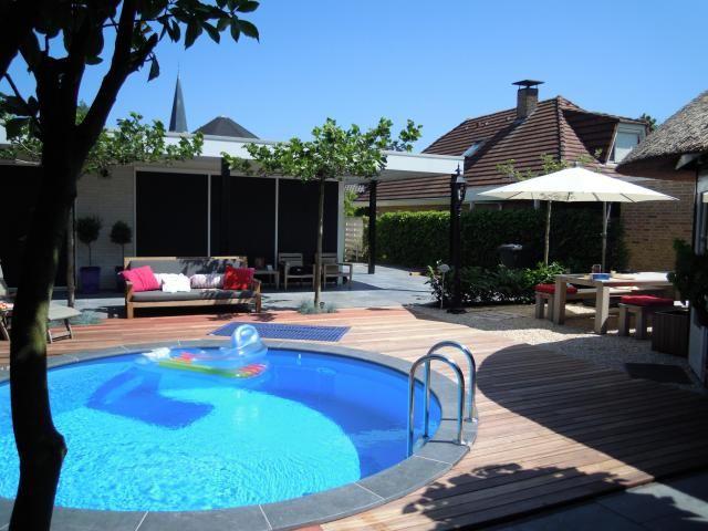 Rond zwembad google zoeken garden pinterest pool spa