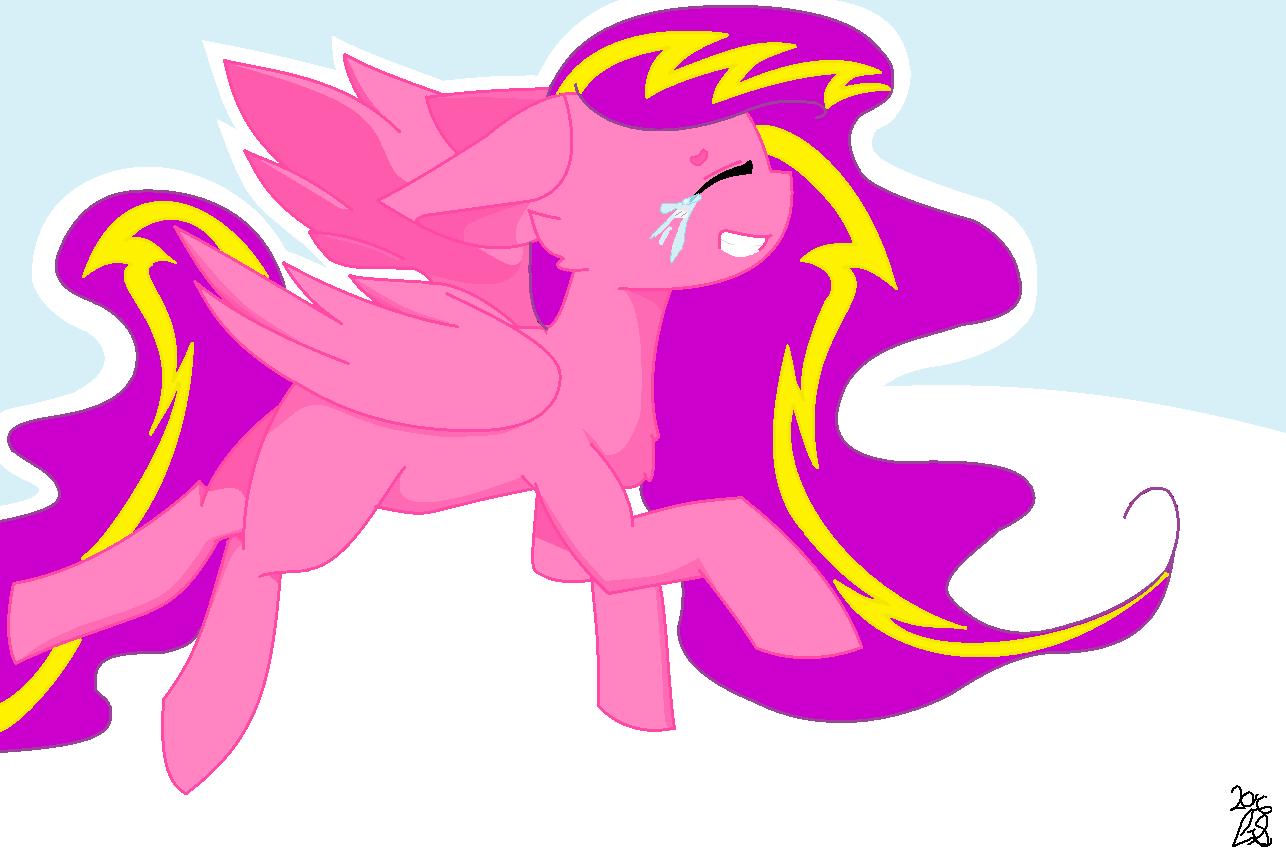 finding where a pony belongs by Luna shine