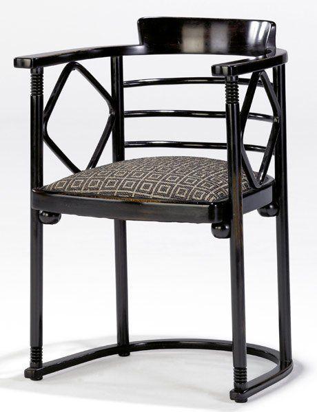 Beau Hoffmann, Josef: Furniture Design , 1900 1910 | The Red List