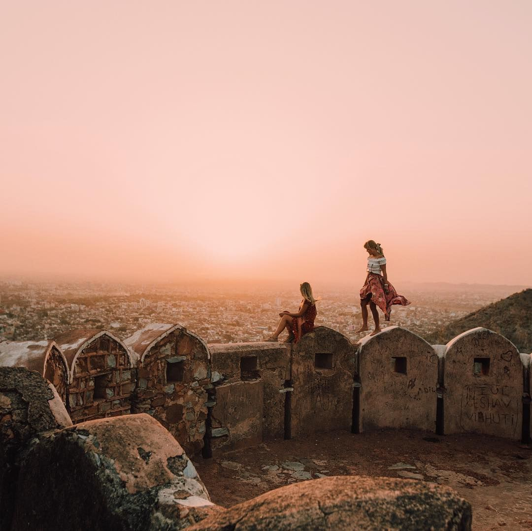 Image result for Spend Sunset at Nahargarh Fort