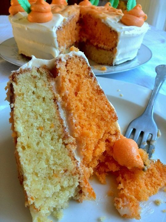 Fatima Sydow Carrot Cake