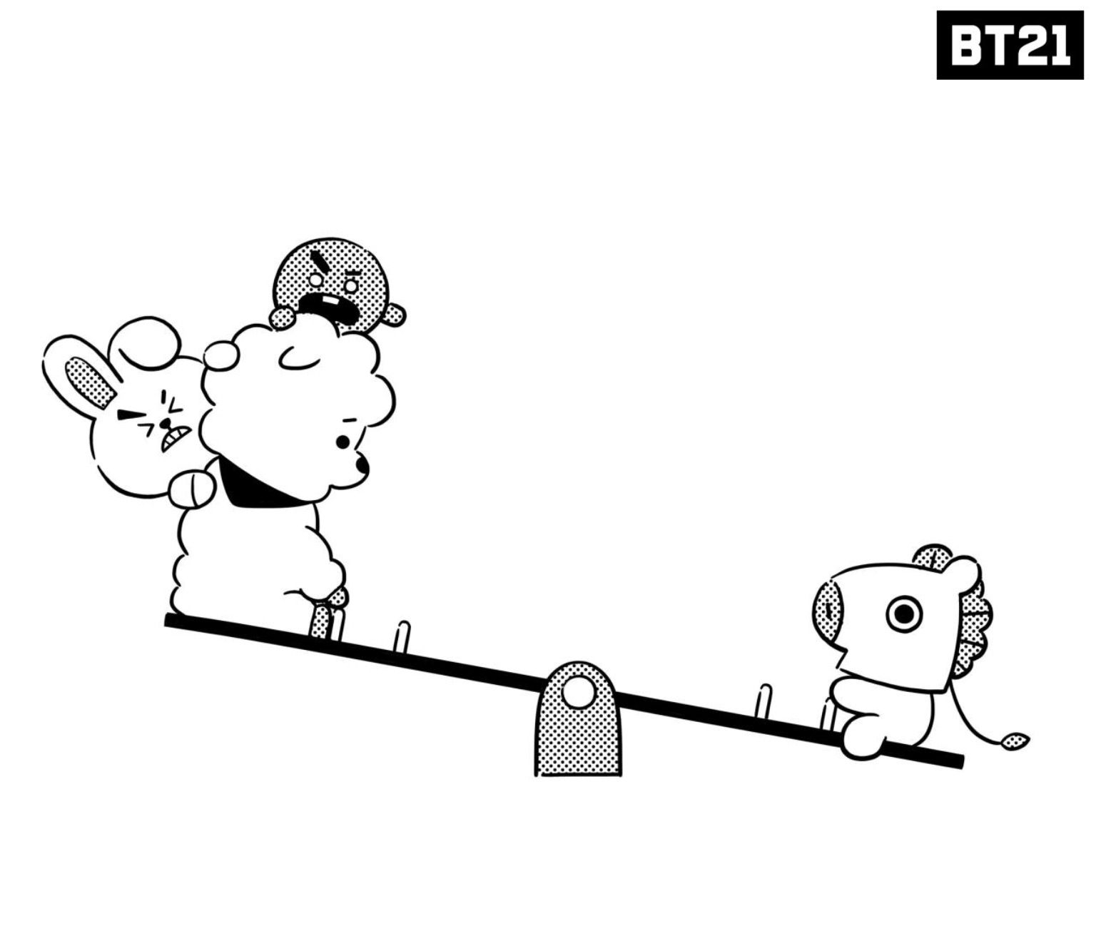 Pin By Nrlnabeela On Let S Draw Bts Drawings Easy Cartoon